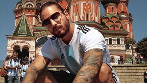 WM-Schock: Latino-Musiker Maluma wurde in Moskau ausgeraubt!