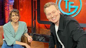 Bei Knossis Show: Mandy Capristo weicht Beziehungsfragen aus