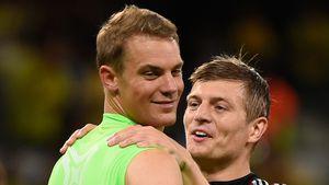 Nach Hochzeit & Fußbruch: Manuel Neuer feierte Comeback!