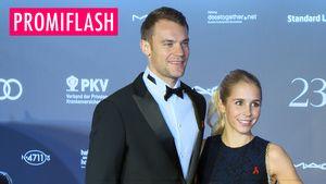 Manuel Neuer zeigt sich mit seiner Freundin
