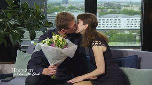 """""""Hochzeit auf den ersten Blick"""": Dieses Paar wohnt zusammen!"""