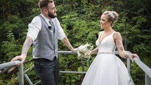 """Jessi und Marcs """"Hochzeit auf ersten Blick"""": Gab es Pannen?"""