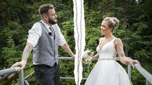 """Schock: Dieses """"Hochzeit auf ersten Blick""""-Paar trennt sich!"""
