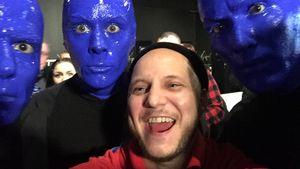 Besondere Gäste bei BTN: Blue Man Group feiert Serien-Debüt!