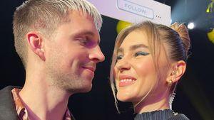 So süß gratuliert Stefanie Giesinger ihrem Freund Marcus!