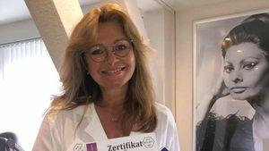 Ausbildung bestanden: Maren Gilzer ist jetzt Kosmetikerin!