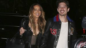 Mariah Carey Hand in Hand mit Bryan Tanaka in L.A.