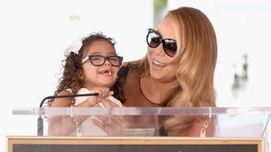 Kleines Stimmwunder? Mariahs Tochter singt mit ihr auf Bühne