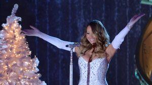 Merry X-mas! Mariah Carey ist in Weihnachts-Laune