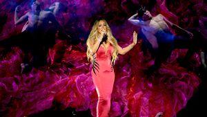 Fans sicher: Mariah Carey hat bei den AMAs Playback gesungen