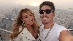 Mariah Carey und Bryan Tanaka in Dubai