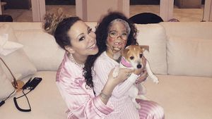 Ganz Diva wie Mami: Spa-Nacht für Mariah Carey & Tochter!