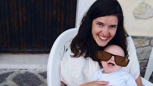 """Uns geht's saugut"": Marie Nasemann genießt Urlaub mit Baby!"