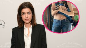 In Boyfriend-Jeans: Marie Nasemann zeigt After-Baby-Body!
