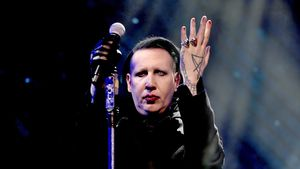 "Kurios: So kam Marilyn Manson zu ""Sons of Anarchy"""
