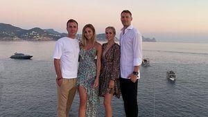 Kicker-Trip: Die Neuers chillen mit den Götzes auf Ibiza