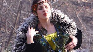 Neuer Style? Marion Cotillard im skurrilen Outfit
