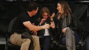 Kiss-Cam: Mark Wahlberg & seine Frau blamieren die Tochter