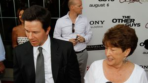 Mark Wahlberg in Trauer: Seine Mutter wurde nun beerdigt