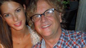 Martin Krug und Julia beim Oktoberfest