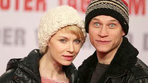 """Mascha Tokarev und Vinzenz Kiefer bei der Premiere von """"'Die Hard - Ein Guter Tag Zum Sterben"""" in B"""