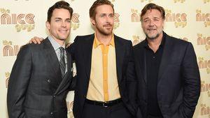 "Oje! Matt Bomer gesteht Angst vor ""Gladiator"" Russell Crowe"