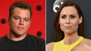 Matt Damon gegen #MeToo: Seine Ex Minnie ist total empört!