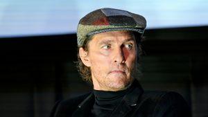 Matthew McConaughey wurde in Jugend sexuell missbraucht
