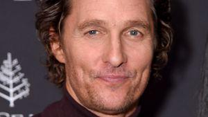 "Statt Leo: Matthew McConaughey wollte ""Titanic""-Hauptrolle"