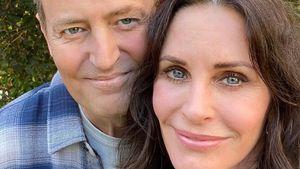"""""""Friends""""-Fans flippen aus: Courteney Cox trifft TV-Ehemann"""