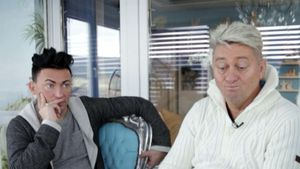 Matthias & Hubert Fella: Hochzeitsanzüge sorgen für XXL-Zoff