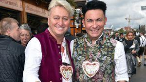 Eifersuchts-Drama bei Hubert & Matthias auf dem Oktoberfest?