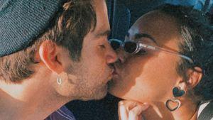 So verliebt! Demi Lovato postet einige Turtel-Bilder mit Max