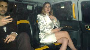 Nach Trennungsgerüchten: Lily James feiert mit anderem Mann