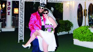 Foto-Beweis: So verrückt heiratete MC Fitti!