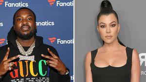 Rapper Meek Mill flirtet im Netz mit Kourtney Kardashian
