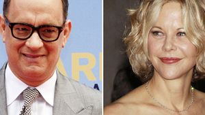 Tom Hanks und Meg Ryan