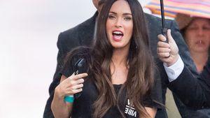 Megan Fox auf dem Weg zu Jimmy Kimmel