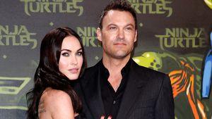 Die ist ja drauf! Megan Fox dankt Brian für DNA ihrer Söhne