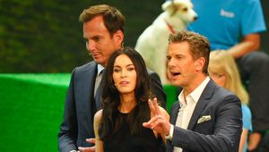 Megan Fox, Markus Lanz und Will Arnett