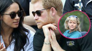 Meghan & Harry: Jetzt warnt Ex-Mann vor böser Halbschwester!