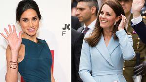 Meghan Markle sorgt sich: Bloß kein Kleid wie Herzogin Kate!