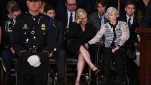 Proteste in NY: Meghan McCain fürchtet um ihre Sicherheit