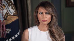 Krach im Hause Trump? Melania will Donalds Hand nicht halten