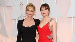 Dakota Johnson und Melanie Griffith