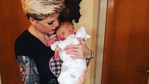 2 Wochen nach Geburt: Melanie Müller lässt Mia Rose zurück!