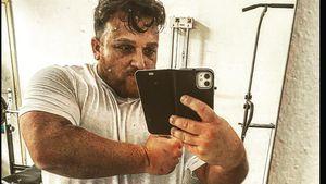 Menowin Fröhlich hat in acht Wochen stolze 18 Kilo verloren