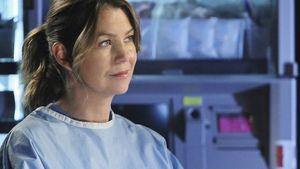 Ellen Pompeo in ihrer berühmten Serienrolle Meredith Grey