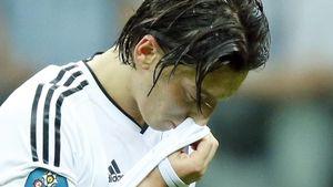 Mesut Özil und EM 2012