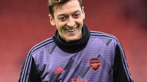 Ehre für Mesut Özil: Fußball-Fan benennt Tochter nach ihm